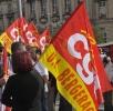 Manifestation CGT Bordeaux du 9 octobre 2012