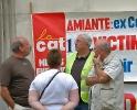 Manifestation amiantes Mont de Marsan 29 juin 2009_2