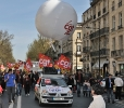 Manifestation Bordeaux du 23 mars 2010